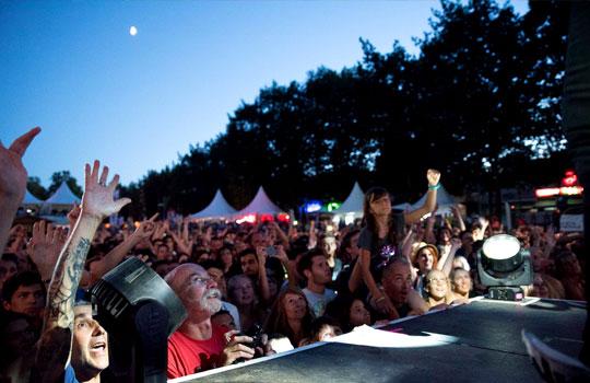 Brive Plage festival