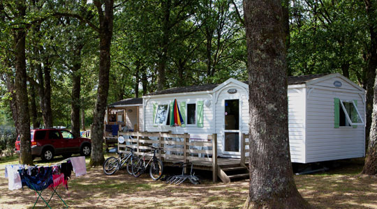 Mobilhome Cottage Family