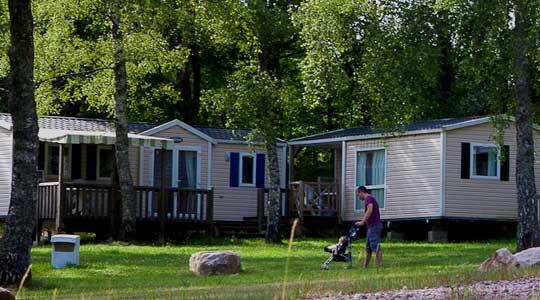 Cottage Tribu Camping Lac de Miel
