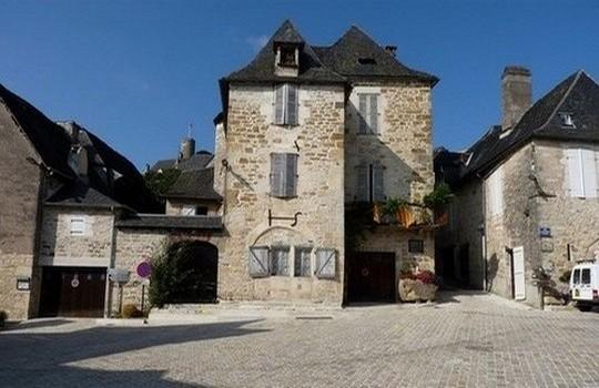 Turenne plus beau village de Corrèze